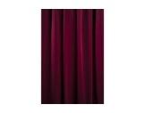 VELOURS ARTEMIS • Bordeaux - Coton M1 -140 cm 360 g/m2-textile