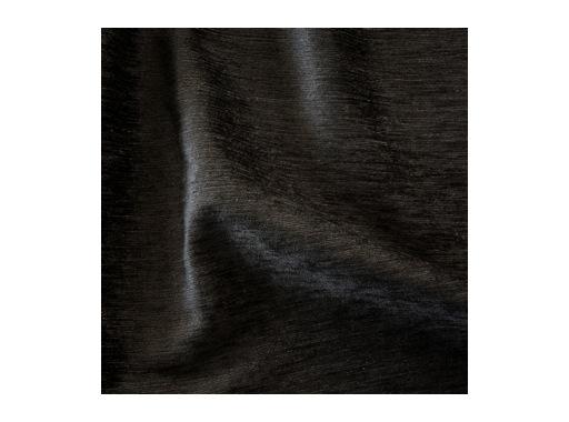 VELOURS CHENILLE ARES • Noir-M1-280 cm- 300g/m2 - AC
