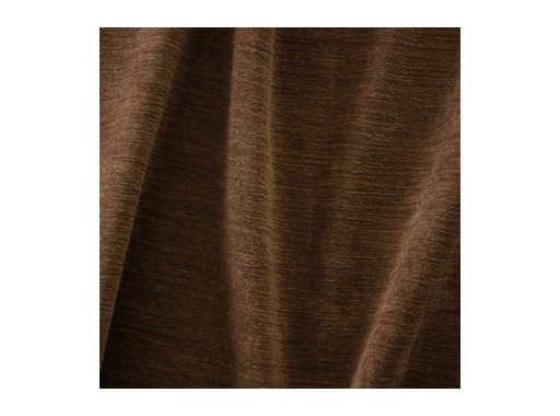 VELOURS CHENILLE ARES • Marron Clair-M1-280 cm- 300g/m2 - AC
