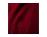 VELOURS JUPITER • Bordeaux -Trévira CS M1 -140 cm 500 g/m2-textile