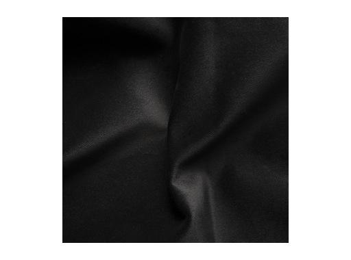 VELOURS HERMES • Noir - Coton M1 - 150 cm - 620 g/m2