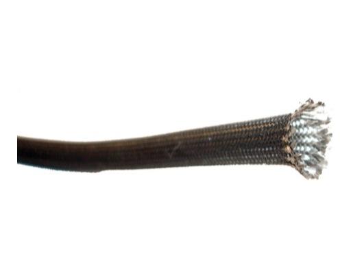 TRESSE HT NOIRE • Ø 2 mm - bobine de 5 m