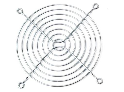 Grille métallique • 120 * 120mm pour ventilateur