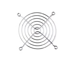 Grille métallique • 92 * 92 mm pour ventilateur-flight-cases