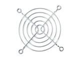 Grille métallique • 80 * 80mm pour ventilateur-flight-cases