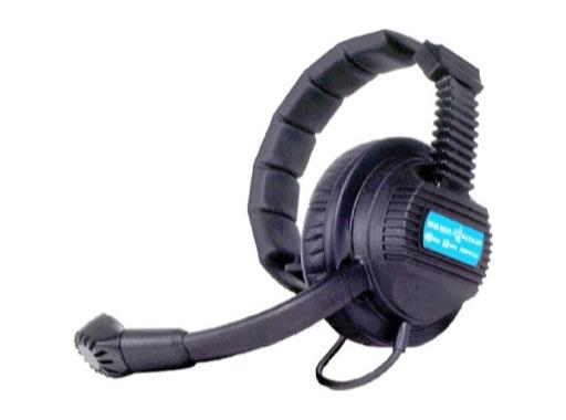 ALTAIR • Casque 1 oreille pour intercom HF