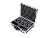 ALTAIR • Valise vide pour 4 postes WBP200/202 et 1 chargeur-accessoires