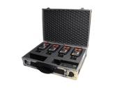 ALTAIR • Flight case vide pour 4 postes WBP210 et un chargeur-accessoires