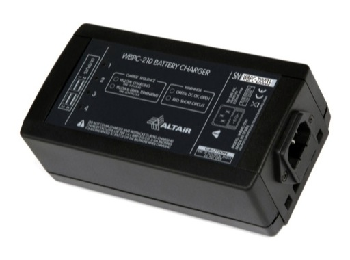 ALTAIR • Chargeur 4 postes ceinture HF WBP210/212 HD