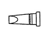 WELLER • WS81 Panne tournevis 3,2mm courte LTC-soudage