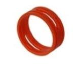 NEUTRIK • Bague pour fiche série FXX MXX rouge-cablage