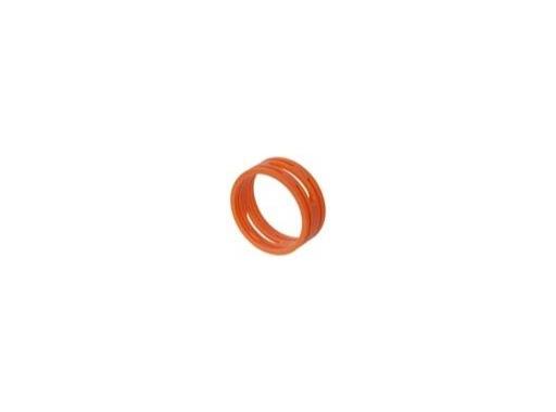 NEUTRIK • Bague pour fiche série FXX MXX orange