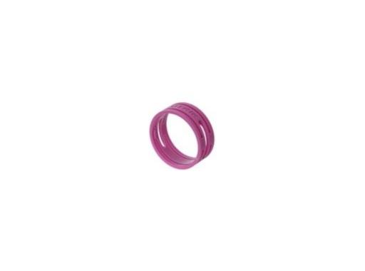 NEUTRIK • Bague pour fiche série FXX MXX violet