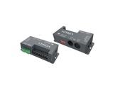ESL • Driver ledstrip boitier métal RGB 3x8A (3 canaux DMX)-controleurs-led-strip