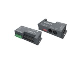 ESL • Driver ledstrip boitier métal 4 canaux DMX RGBW 4x5A-controleurs-led-strip