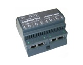 ARTISTIC LICENCE • Art-Switch Switch Ethernet PoE4-ethernet--art-net--dmx