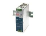 Alimentation • Rail DIN 120W 48V 2,5A-alimentations-led-strip