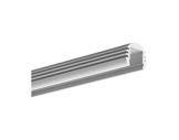 ESL • Profil alu anodisé PDS O pour Led 3.00m-profiles-et-diffuseurs-led-strip