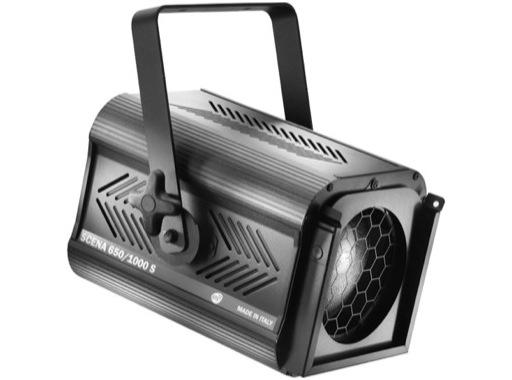 Projecteur PC DTS NEW SCENA antihalo