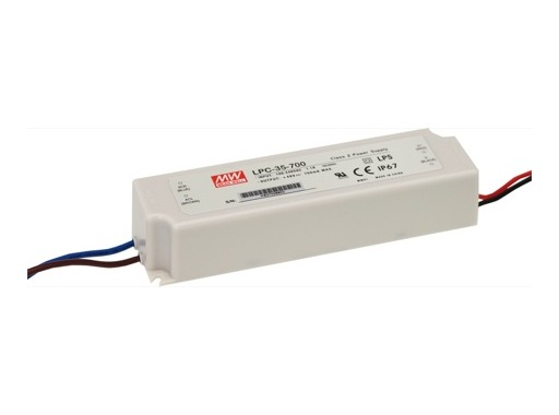 Alimentation • Courant constant 35W 1050mA