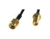 DTS • Câble rallonge RP-SMA mâle / femelle 1m-accessoires