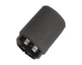 SHURE • Bonnette noire professionnelle pour micro SM57-accessoires