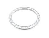 Structure trio cercle ø 3 m 4 segments pointe haut / bas - M290 QUICKTRUSS-structure--machinerie