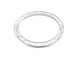Structure trio cercle ø 4 m 4 segments pointe haut / bas - M290 QUICKTRUSS-trio