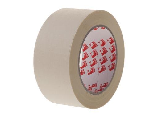 SCAPA • Adhésif papier beige 60° 50mm x 50m type 9061S