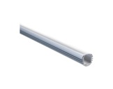 ESL • Profil alu anodisé PDS O pour Led 2.00m + diffuseur transparent-profiles-et-diffuseurs-led-strip