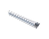 ESL • Profil alu anodisé 45 ALU pour Led 2.00m + diffuseur transparent-profiles-et-diffuseurs-led-strip