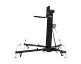 VMB • Pied noir TL075B à fourches H 6,50m Charge 300 kg Forks adaptateur-structure--machinerie