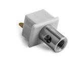 ESL • Embout électrique conducteur pour profilé gamme PDS4-profiles-et-accessoires-led-strip