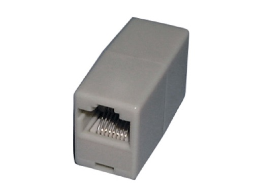 Adaptateur • RJ45 - RJ45 droit