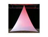 TOILE EXTENSIBLE M1 • Triangle isocèle B 3 m H 5 m la pièce-flextoil