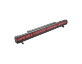 DTS • Barre FOS 100 POWER SOLO 24 LEDs Full RGBW 28° 1 m IP65 noire-eclairage-spectacle