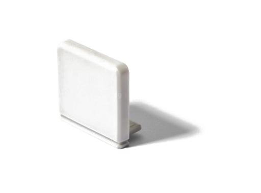 ESL • Embout plein pour profilé gamme double Square