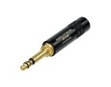 NEUTRIK • Fiche Jack stereo type MIL/B- Gauge-cablage