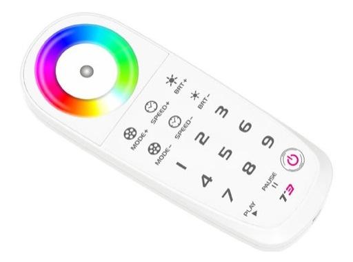 ESL • Télécommande HF avec contrôle RGB pour LED186