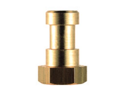 """MANFROTTO • Double adaptateur spigot femelle de 3/8"""" et 1/4"""""""
