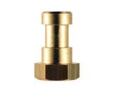 """MANFROTTO • Double adaptateur spigot femelle de 3/8"""" et 1/4""""-structure-machinerie"""