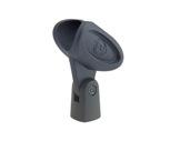 K&M • Pince microphone conique en caoutchouc ø 28 mm-accessoires