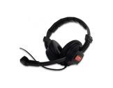 ALTAIR • Casque 2 oreilles avec micro orientable pour boitier ceinture HF-accessoires