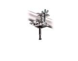 AVENGER • Avenger MP Eye coupler + spigot 16mm / tube ø 42 à 52mm-accessoires