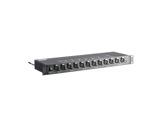 GLT • Splitter GLT DD-6 DMX 6 lignes DMX rackable-controle
