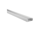 ESL • Profil alu anodisé Micro pour Led 1.00m + diffuseur transparent-profiles-et-diffuseurs-led-strip
