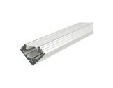 ESL • Profil alu anodisé 45 ALU pour Led 3.00m + diffuseur opaline-profiles-et-accessoires-led-strip