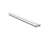 ESL • Profil alu anodisé Micro K pour Led 2.00m + diffuseur transparent-profiles-et-diffuseurs-led-strip