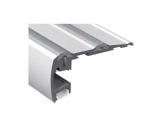 ESL • Nez de marche alu anodisé pour Led 1.00m + diffuseur opaline-profiles-et-diffuseurs-led-strip