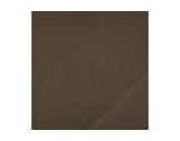 Coton gratté Taupe - 260cm 140g/m2 M1 ignifugé - THEMIS-textile